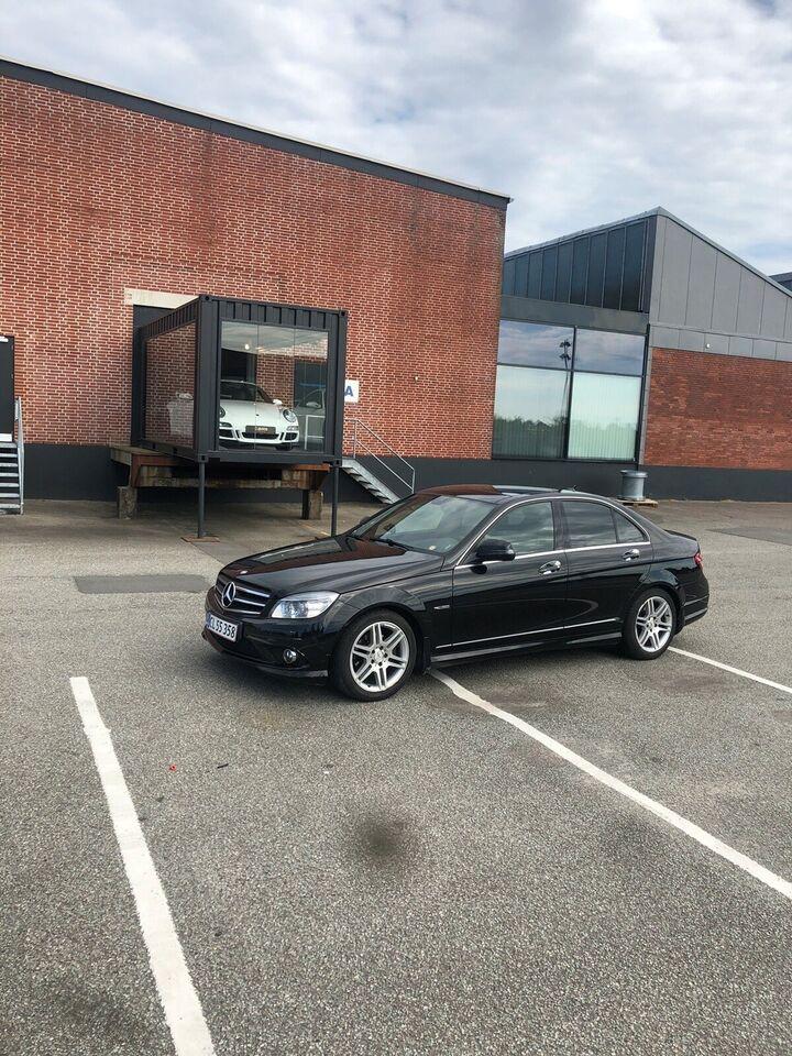 Mercedes C180, 1,8 Komp. Avantgarde, Benzin