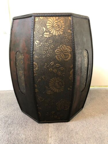 Large Oriental Chinese Style Stool Furniture Hand Made Footstool Seat Ottoman