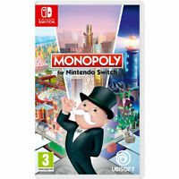 Click here for more details on Nintendo Monopoly - Switch For...