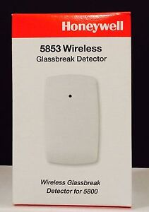 Honeywell 5853 Wireless Glassbreak Detector (Returned)