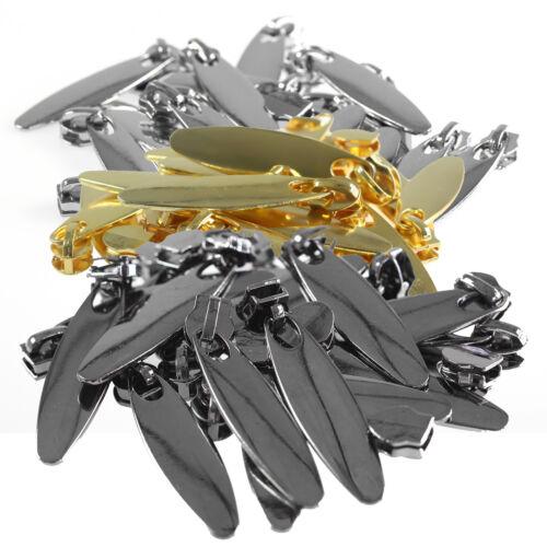 4 Zipper für Spiralreißverschluss verschiedene Farben 5mm non lock