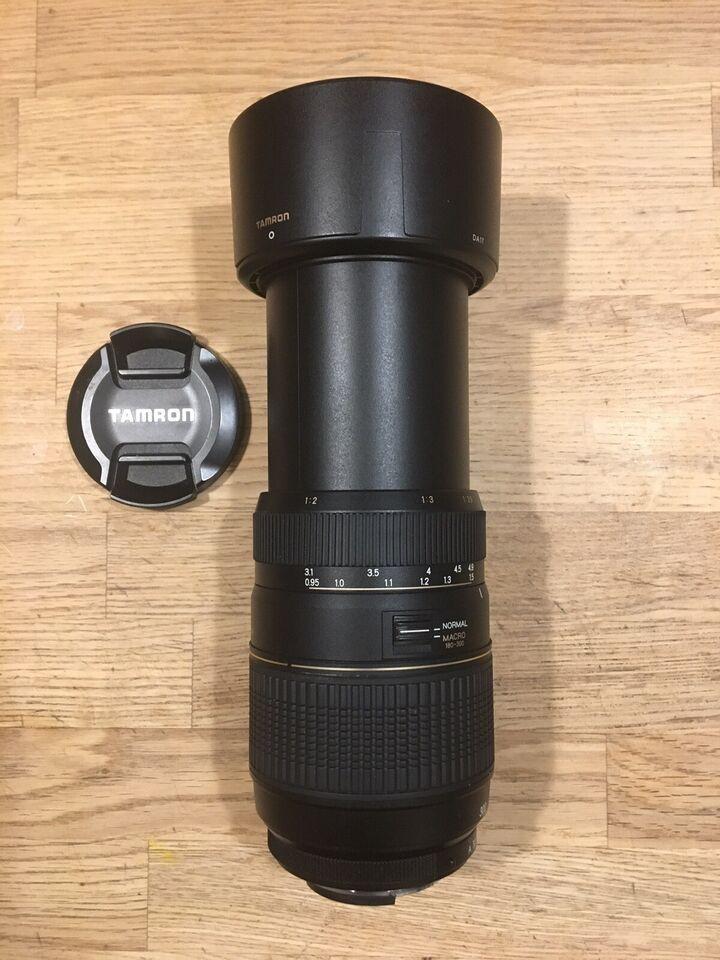 Zoom, Tamron, 70-300mm 1:4-5,6 Tele-Macro Ø62 A17