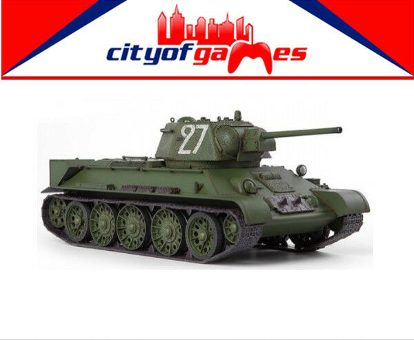 Academy 1 35 USSR T-34 76 No.183 Factory Production Plastic Model Kit Brand New