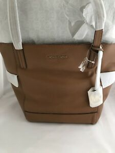 e1a20d74e826 Image is loading NEW-MICHAEL-MICHAEL-KORS-Ashbury-Large-Leather-Shoulder-