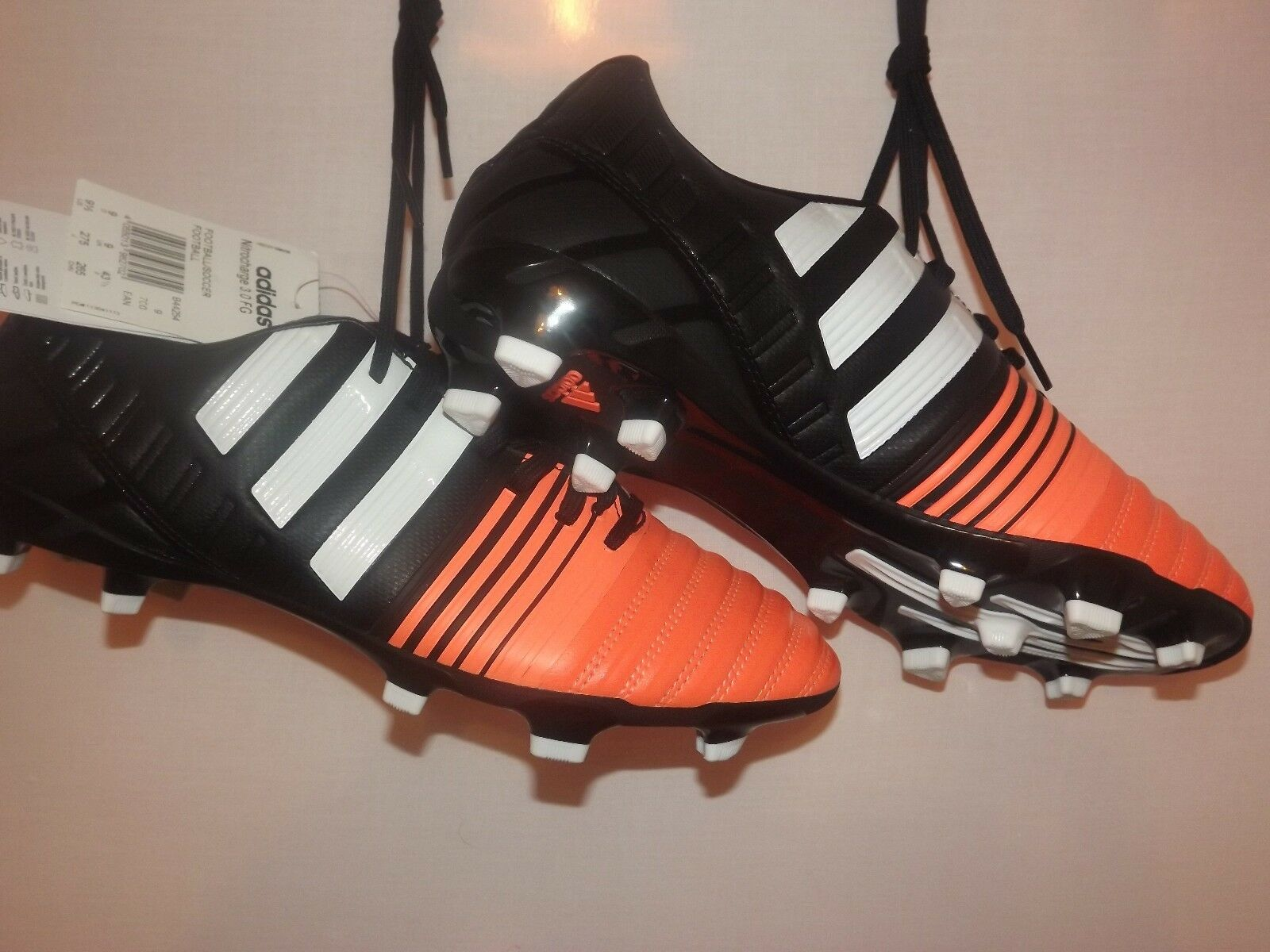 73b7fce68039b2 NITROCHARGE 3.0 FG FOOTBALL BOOTS 9UK (ORIGINAL) 06 ADIDAS MENS ...