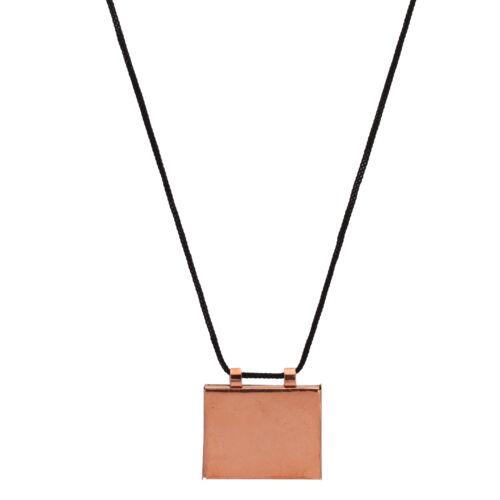 chance Protection Pendentif médaillon amulette Forme Rectangulaire taweez//Tabeez Case