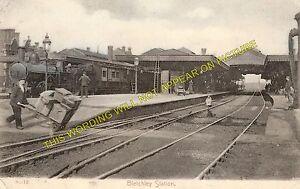 Bletchley-Railway-Station-Photo-Leighton-Buzzard-Milton-Keynes-L-NWR-5