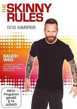 DVD  -  Bob Harper - The Skinny Rules - Bauch Weg  -  FITNESS