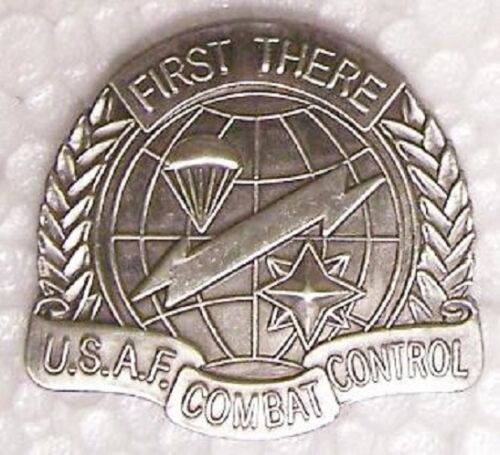 Large Hat Pin Air Force Combat Control Badge Jacket NEW
