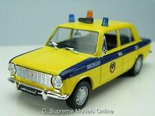 LADA VAZ 2101 POLICE CAR 1/43RD SCALE RUSSIAN LEGENDS PACKAGED ISSUE K8967Q~#~