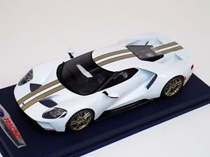 Image Is Loading   Gt Spirit Ford Gt  White