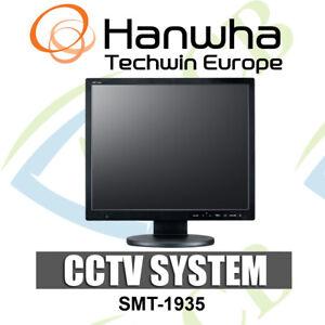Samsung SMT-1931 Widescreen 19 HD LED BNC VGA HDMI CCTV CCTV Monitor de Seguridad