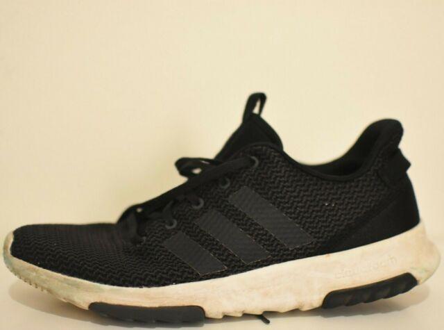 Adidas CF Racer TR DA9306 Size 10.5 Black Running Shoe