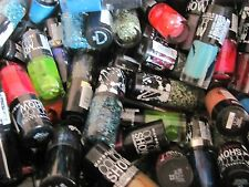 NEW Maybelline Color Show Nail Polish Lacquer Huge Mixed Lot of 100