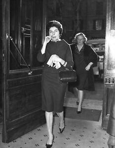 Imperatrice-Soraya-d-039-Iran-Paris-1960-Roma-Press-039-s-Photo