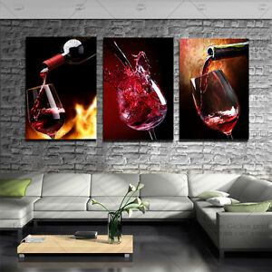 Image Is Loading Hd Canvas Print Modern Kitchen Wall Art