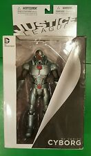 "New! 2012 DC COLLECTIBLES JUSTICE LEAGUE CYBORG 6"" ACTION FIGURE MIB"