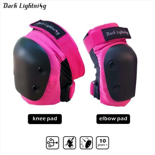 Knee pad and Elbow pads 2 in 1 Protective Gear Set,for Teenager//Youth boys girls