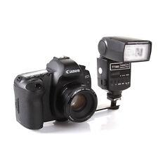 Top Speedlite Speedlight Flash Bracket Holder for Canon Nikon Sony DSLR Cameras