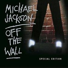 OFF THE WALL BY MICHAEL JACKSON (CD, Oct-2001, Epic)