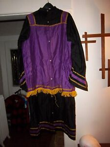 Details About Occult Deacon Ceremonial Masonic Knights Ritual Templar Freemasonry Robe Antique ywON8vmn0