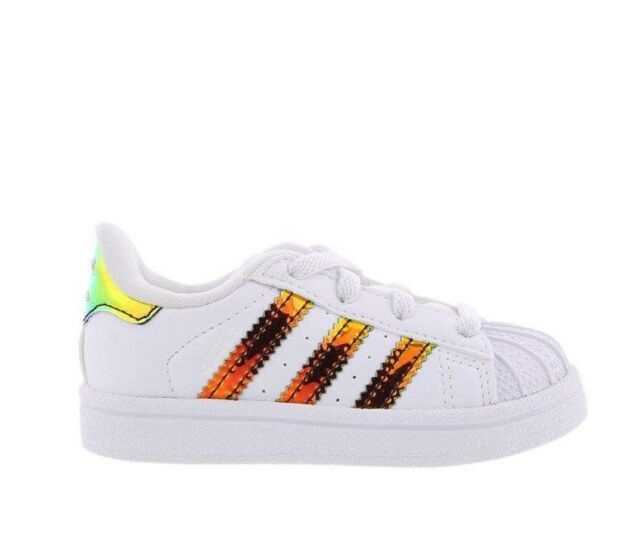Adidas Originals Superstar Infant Trainers Children Unisex Shoes - CP8940