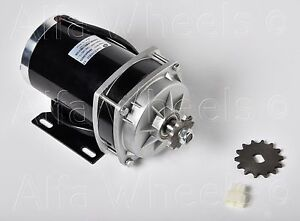 Image Is Loading 1000w 48 V Dc Electric Motor F Quad