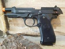 Licensed Beretta FULL METALM9  2/12LB semi/fully auto CO2 blowback airsoft gun