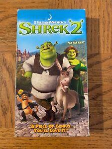 Shrek 2 Vhs Ebay