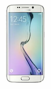 Samsung SM-G925W8 Galaxy S6 Edge 32GB White LTE Cellular Rogers