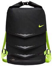 Nike Mog Bolt Expandable Backpack Running Bag Black Volt New