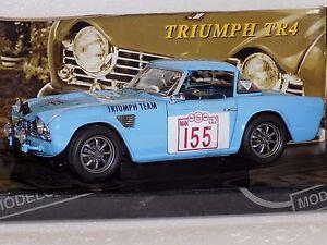 Triumph Tr4 Rally 155 Jadi Jm 98093 118 Ebay