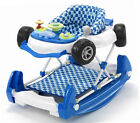 My Child Baby Car Walker Rocker, Blue