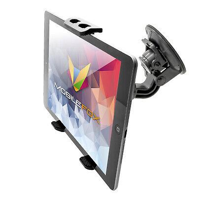 auto tablet halterung kfz scheiben saugnapf halter pkw f r apple ipad pro air ebay. Black Bedroom Furniture Sets. Home Design Ideas