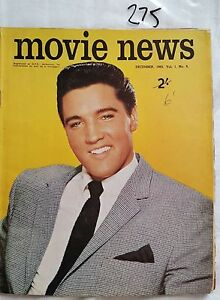 Details about MOVIE NEWS,1968 AUG,ELVIS PRESLEY Cover,THE  GRADUATE,MONKEES,PLANET OF THE APES
