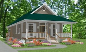 Custom-Small-House-Home-Building-Plans-2-bed-Cottage1170-sf-PDF-file