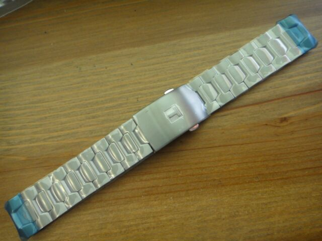 Tissot Satin Anium T Touch Expert Bracelet Strap Matte Finished 21mm Band