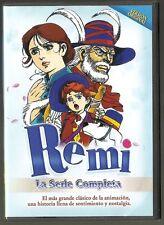 Remi El Niño De Nadie: La Serie Completa En Español Latino (6-DVD 1977)