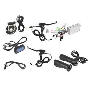 24V-36V-250W-350W-Motor-Brushless-Controller-Set-Pannello-LCD-Per-E-bike-Scooter