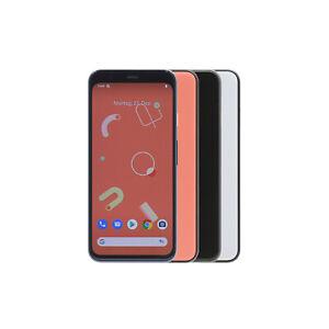 Google-Pixel-4-64GB-Weis-Schwarz-Orange-eBay-Garantie-Handler-DE-NEU