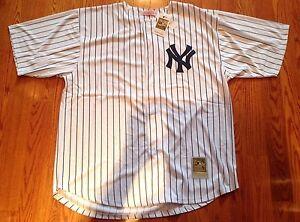 843f2034f Mitchell   Ness New York Yankees MLB Jersey  3 Babe Ruth Sz 60 NWT ...