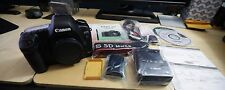 Canon EOS 5D Mark II Excellent Condition With All Accessories and Box!