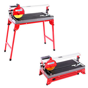 details about tile saw 800w 620mm electric floor wall diamond blade cutting wet tile cutter uk