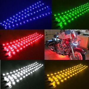 4PCS-Waterproof-DC-12V-Motor-LED-Strip-Underbody-Light-For-Car-Motorcycle
