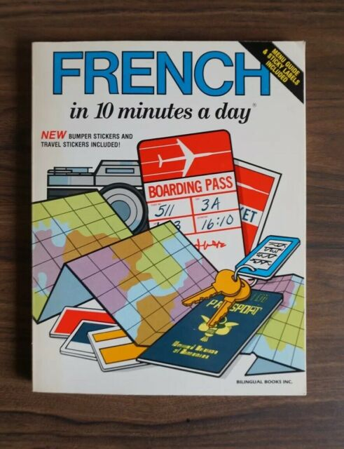 how to learn french in 10 minutes