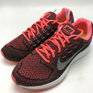 new style 46df9 89eaf Image is loading Nike-Air-Zoom-Structure-18-Women-039-s-