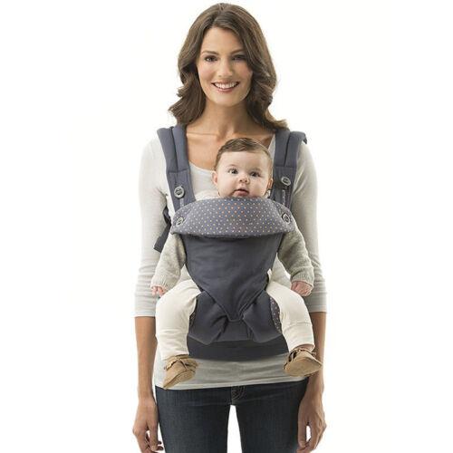 Kind//Baby Ergo 360 Babytragetuch Tragegurt Tragetasche Bauchtrage Tragpositionen