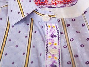 Robert-Graham-Lilac-Pattern-Stripe-Shirt-Large-13895