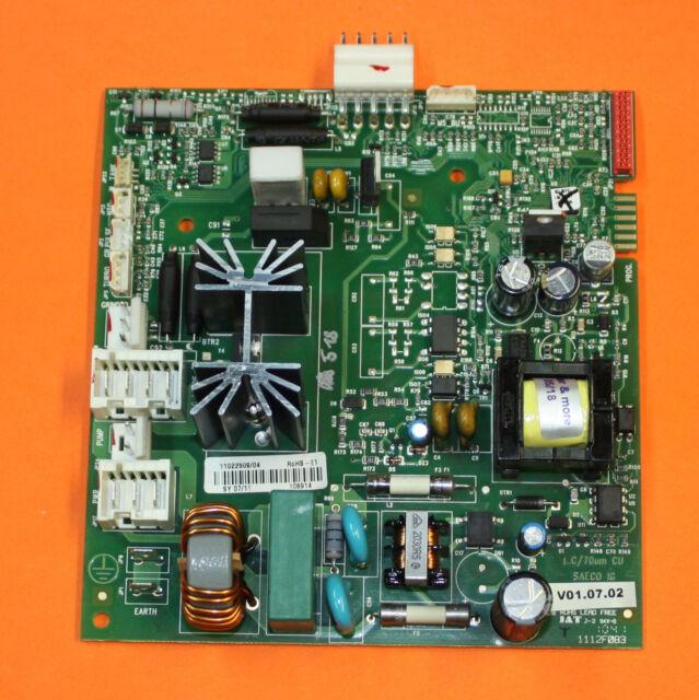 Platina electrónica para Saeco Xsmall hd8743 8745 8747 SUP033R 11022509/04