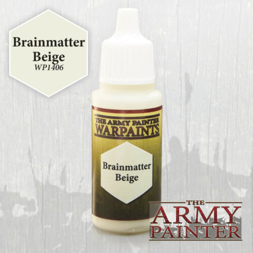 *The Army Painter* Warpaint Brainmatter Beige